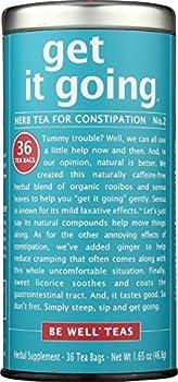 yogi get regular tea review