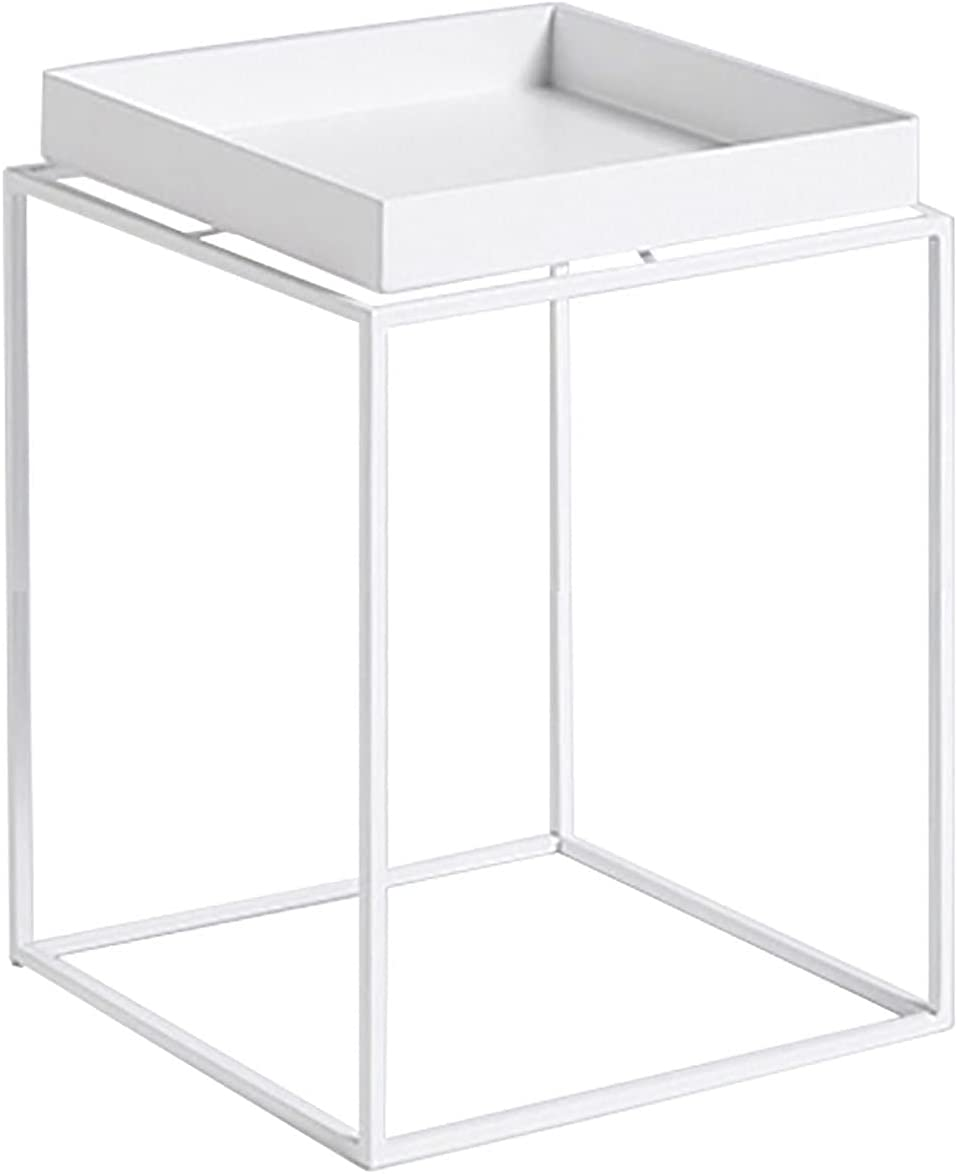 Square End Table Side with Bracket fo Columbus Mall Coffee Super Special SALE held Metal
