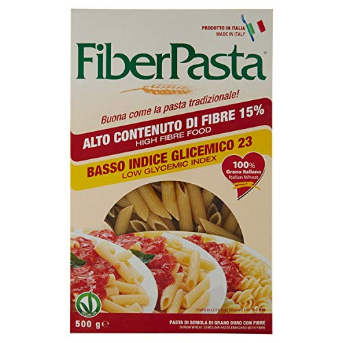 Fiberpasta Fiberpasta Diet Penne - 500 g