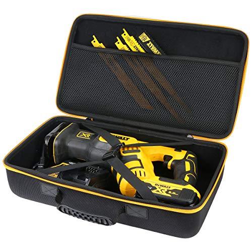 Khanka Hard Case replacement for DEWALT 20V MAX XR Reciprocating Saw (DCS367B / DCS387B)