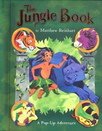 The Jungle Book: A Pop-Up Adventure…
