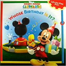 Whose Birthday Is It? (Disney Mickey Mouse Clubhouse)