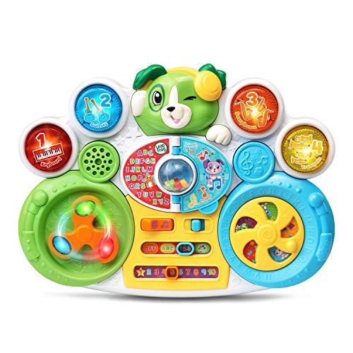 LeapFrog Learn & Groove Mixmaster Scout, ...