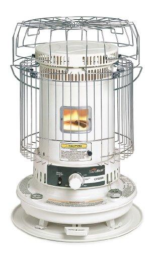 Sengoku CV-2230 KeroHeat Convection 23,000-BTU Portable Kerosene Heater