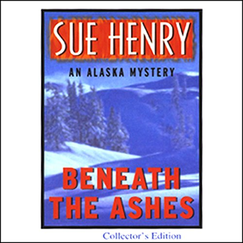 Beneath the Ashes audiobook cover art