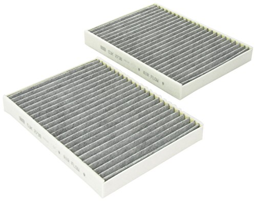 MANN-FILTER CUK 2736-2 Cabin Air Filter - Pollen Filter with Activated Carbon