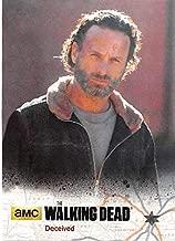 Rick Grimes trading card Walking Dead Andrew Lincoln Season 4 2016 AMC #69 139