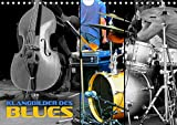Klangbilder des Blues (Wandkalender 2021 DIN A4 quer)