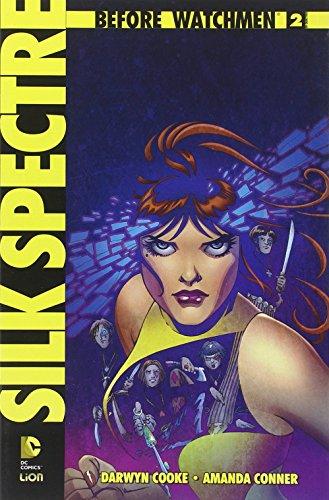 Before Watchmen - Silk Spectre #02 (1 BOOKS)