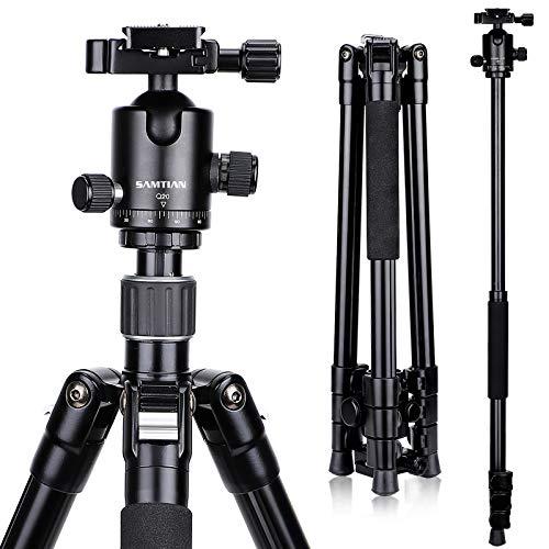 Samtian -  Kamera Stativ, 165cm