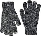New Look Touch Gants, Noir (Black), Unique (Taille Fabricant: 99) Homme