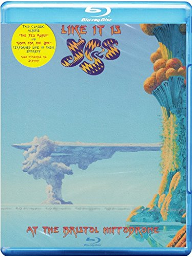 Yes - Like It Is - Yes At The Bristol [Blu-ray]