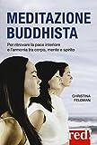 Meditazione buddhista. Per ritrovare la pace interiore e l'armonia tra corpo, mente e spirito