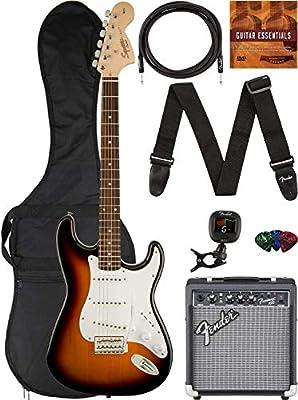 Fender Squier Short Scale Strat Packs