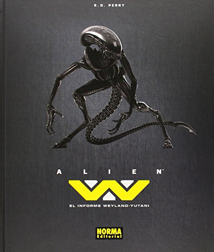 ALIEN:EL INFORME WEYLAND YUTANI (Comic Usa)