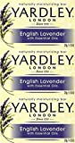 Yardley Lavendel Seife 120 g x 6 Packs