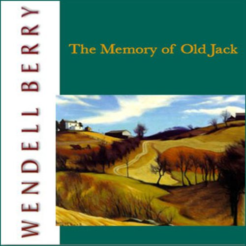 The Memory of Old Jack audiobook cover art
