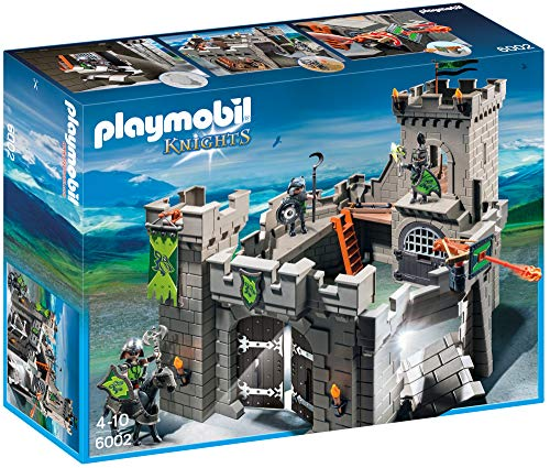 Knights - Wolf Knights` Castle Play Set (6002)