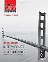 Study Guide Intermediate Accounting, Vol. 1, Chapters 1-14, 15th Edition