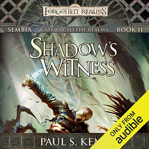 Shadow's Witness Audiobook By Paul S. Kemp cover art