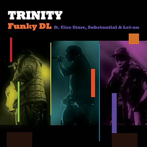 Funky DL feat. Cise Starr, Substantial & Lei-an