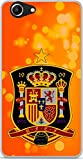 Soft TPU Gel Case for Wiko Pulp Fab 4G Spanish Football