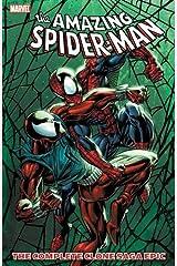 Spider-Man: The Complete Clone Saga Epic Book 4 ペーパーバック