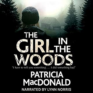 Couverture de The Girl in the Woods