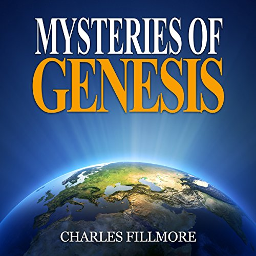 Mysteries of Genesis audiobook cover art