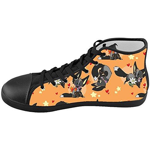 Dalliy Custom Fox Kids Canvas Shoes Le Scarpe Le Scarpe Le Scarpe.