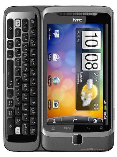 HTC A7272 Desire Z SMARTPHONE ANDROID WIFI Bluetooth, 5M KAMERA,Ohne Simlock, mit QWERTY-Tastatur (EU IMPORT)