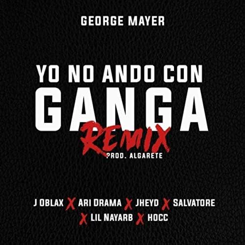 George Mayer feat. J Oblax, Ari Drama, Jheyd, Salvatore, Lil Nayarb & HOCC