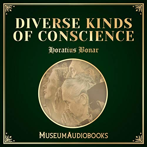 Diverse Kinds of Conscience audiobook cover art