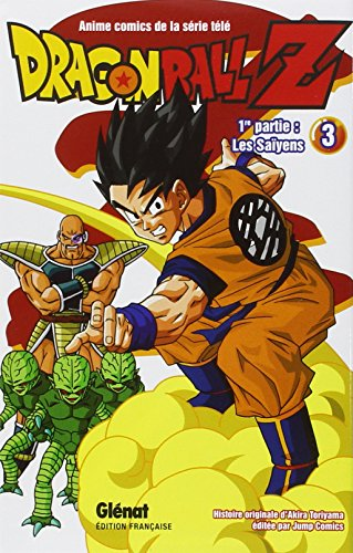 Dragon Ball Z - 1re partie - Tome 03: Les Saïyens