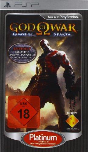 God of War: Ghost of Sparta [Platinum]