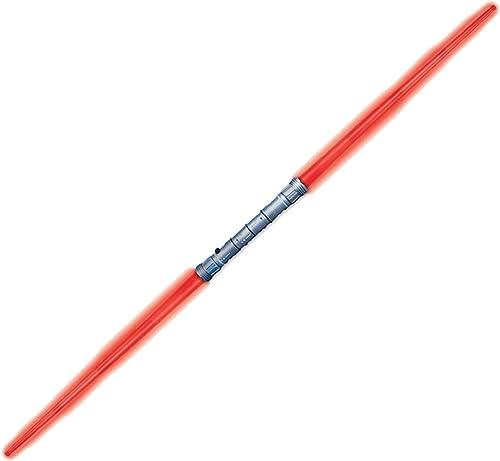 Close Up Star Wars Doppelklingen- Lichtschwert Sith Lord