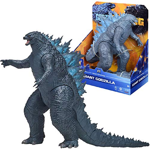 2021 New Riesige Godzilla vs Kong King of the Monster Anime Action Figure Modell Collect Puppe Kinderspielzeug 28cm Godzilla vs KongSpielzeug