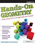 Hands-On Geometry: Constructions With a Straightedge and Compass (Grades 4-6) (English Edition)