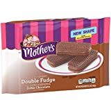 Mother's Cookies, Double Fudge, 15.6 oz Tray(Pack of 4)