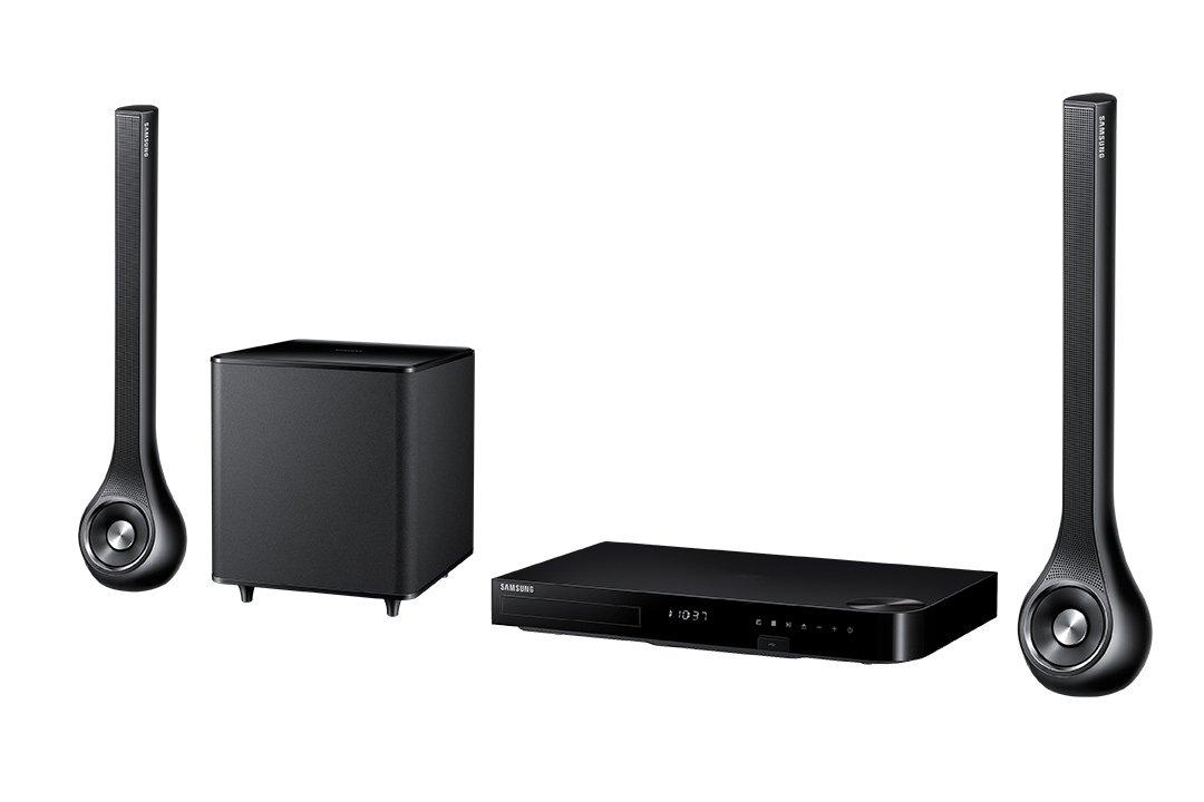 Samsung HT-F5500 2.1 - Sistema de Home Cinema (Blu-ray, 500 W, sintonizador FM/RDS, HDMI-CEC, ARC): Amazon.es: Electrónica