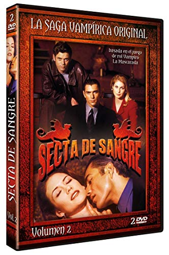 Secta de sangre - Volumen 2 [DVD]