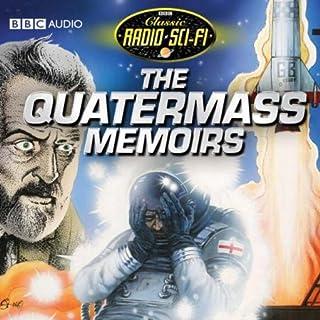 The Quatermass Memoirs cover art