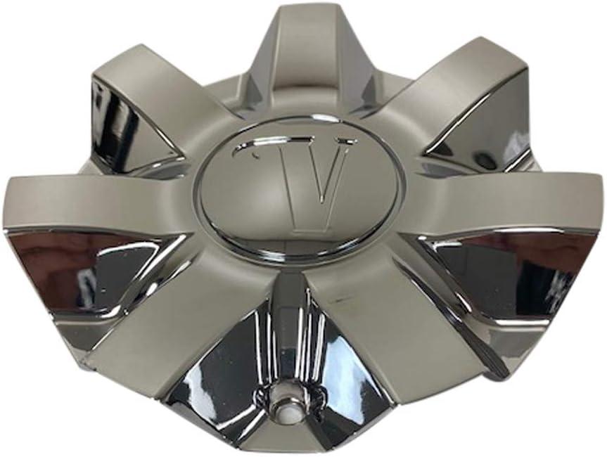 Velocity Wheel MCD8136YA02 Ranking TOP12 VW725 NEW before selling ☆ Center Cap Chrome