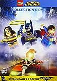 Lego DC Super Heroes - 6 films - Coffret DVD - DC COMICS