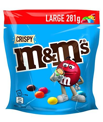 M&M\'S Crispy (1 x 281g Beutel)
