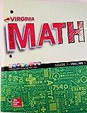 Glencoe Math Virginia, Grade 7, vol. 1