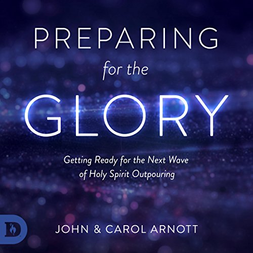 Preparing for the Glory audiobook cover art