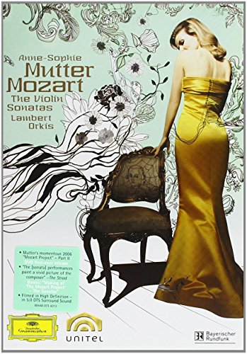 Anne-Sophie Mutter - Die Violinsonaten [2 DVDs]