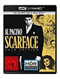 Scarface (1983) - Gold Edition  (4K Ultra HD) (+ Blu-ray 2D)