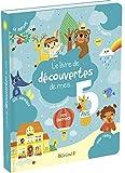 Le livre de découvertes de mes 5 ans – Album documentaire – À partir de 5 ans